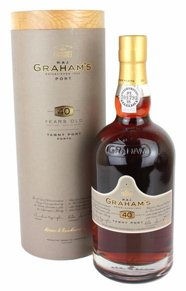 40 Year Old Graham's, 1980